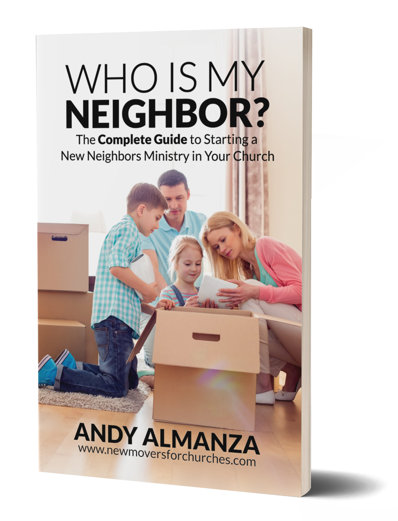 Free ebook for our free new movers list for your church